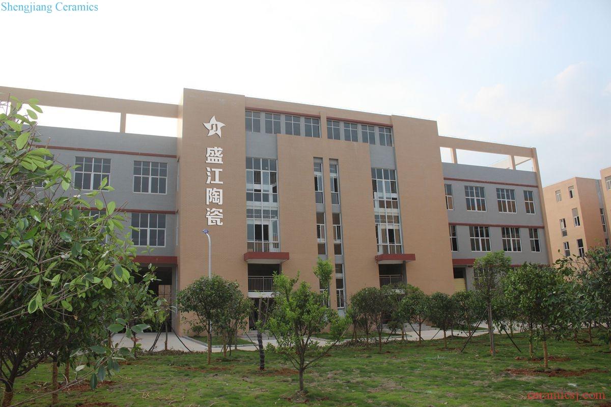 jingdezhen shengjiang company  outdoor factory盛江陶瓷厂房