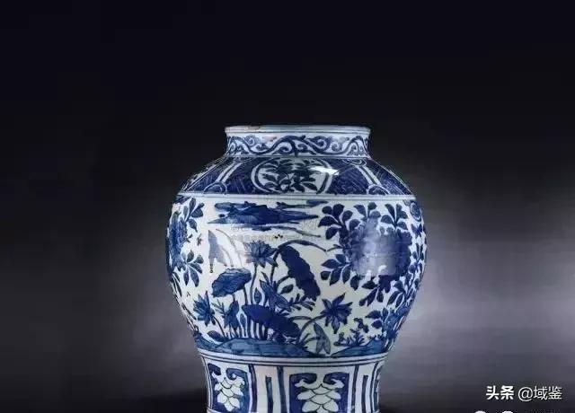 "Collection of dry goods: Mingjiajing to Wanli folk kiln ""blue and white porcelain"" identification points"