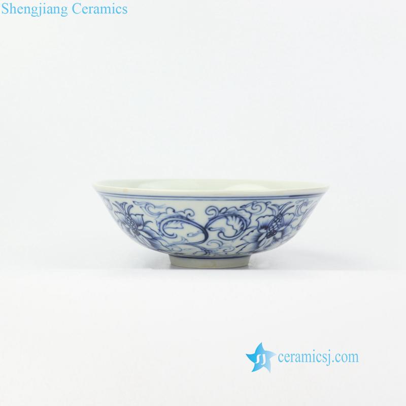 pure hand- painting ceramic bowl