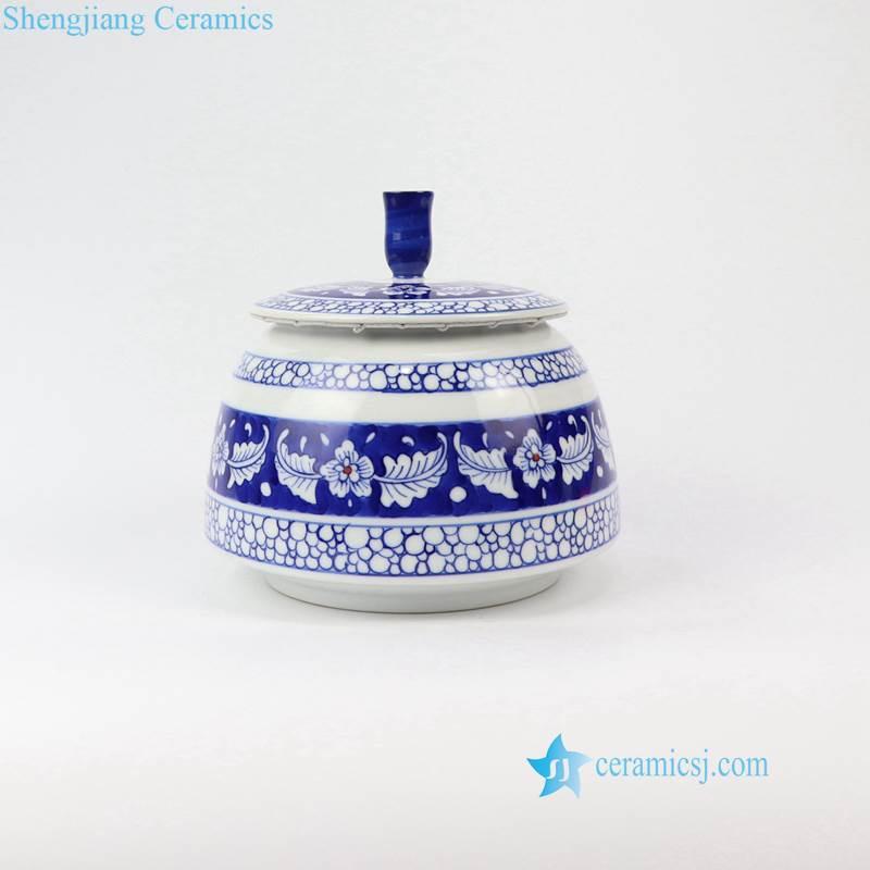 mini porcelain spice jar
