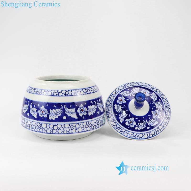 mini ceramic spice jar