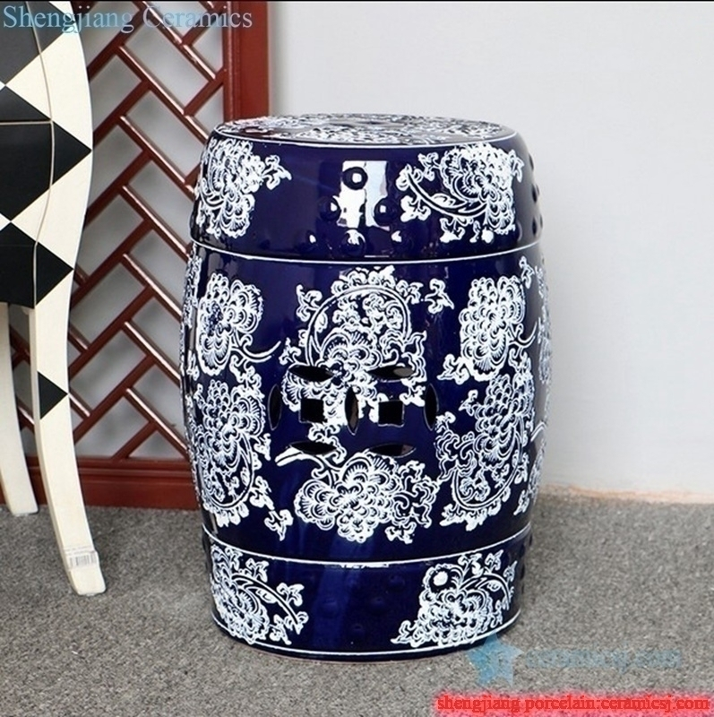 high skilled porcelain  stool