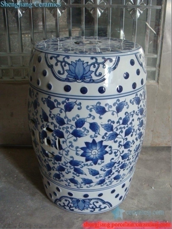 refractory ceramic stool from shengjiang company