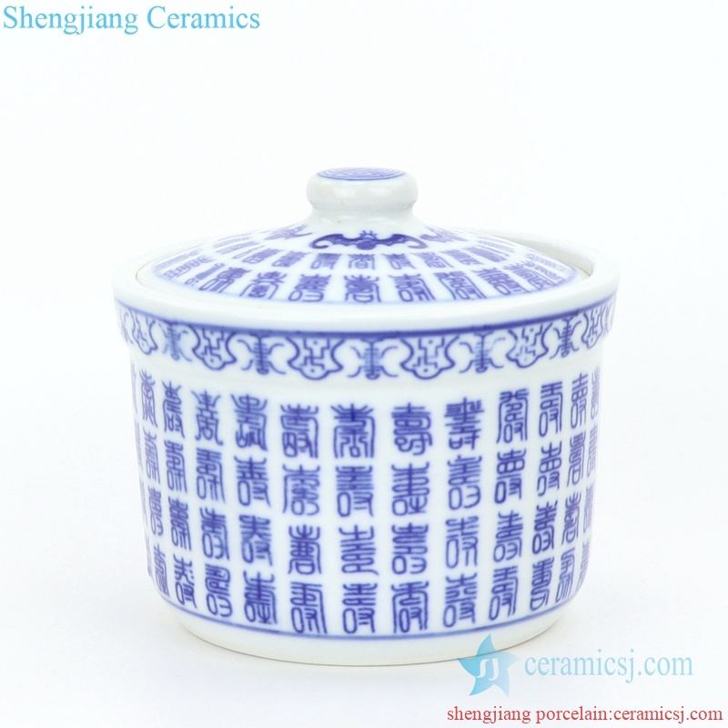 handmade high quality ceramic pot for spices