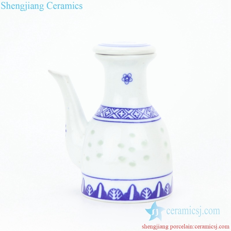 handmade ceramic pot for vinegar